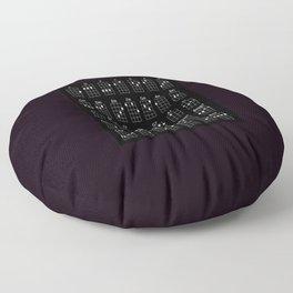 Ukulele chords Floor Pillow