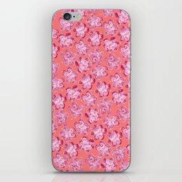 Wallflower - Rosette iPhone Skin