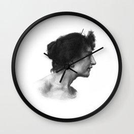 Beautiful Girl 1 Wall Clock