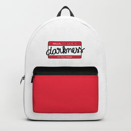 sound of silence Backpack