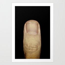 Single Digit Art Print