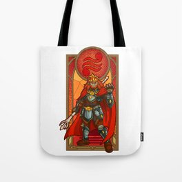 Ganondorf Villain of Power Tote Bag