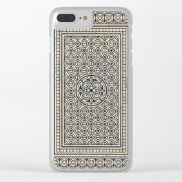 Seventy-three Clear iPhone Case