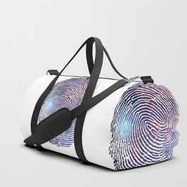 COSMIC TRACE Duffle Bag