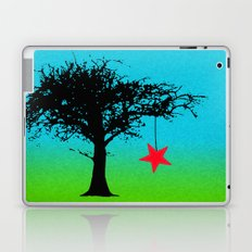 Star in the tree Laptop & iPad Skin
