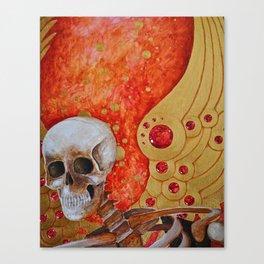 Close Call Canvas Print