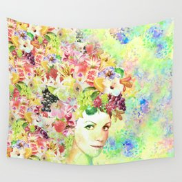 Days of summer Wall Tapestry