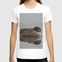 Beautiful duck at John Heinz Wildlife Refuge Philadelphia T-shirt
