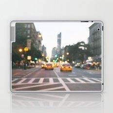 New York City Blur Laptop & iPad Skin