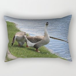 big birds Rectangular Pillow