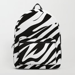 Tiger In The Flow Backpack