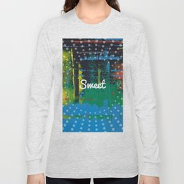 Color Chrome - sweet graphic Long Sleeve T-shirt