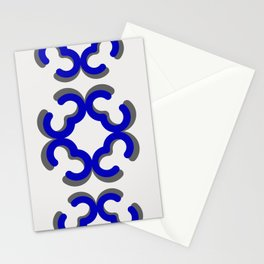 Midcentury Ornaments Stationery Cards