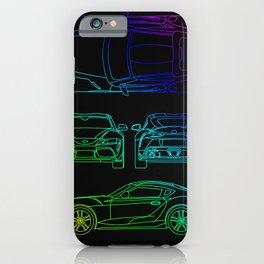 GR Supra Mk 5 iPhone Case