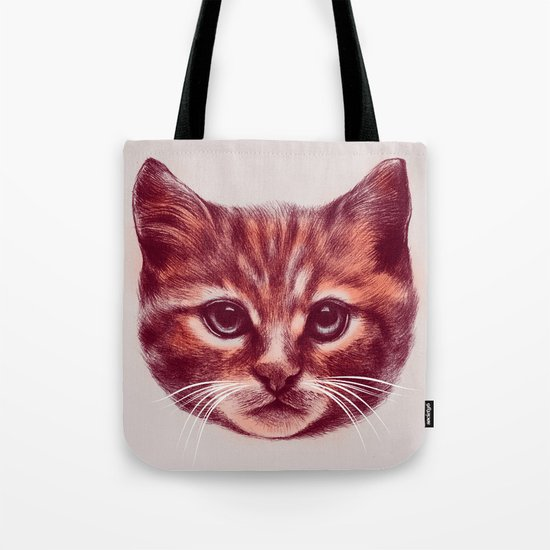 Everybody wants to be a Cat Tote Bag
