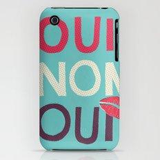 Oui Non Oui Slim Case iPhone (3g, 3gs)