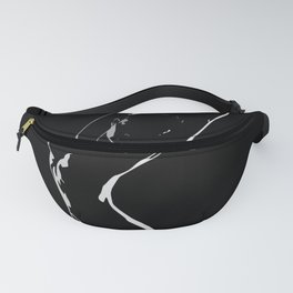 woman shadow female Fanny Pack