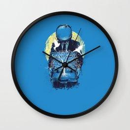 A new life Wall Clock