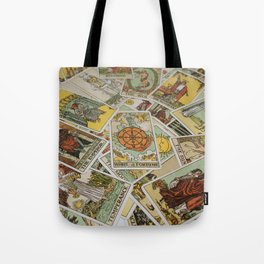 Tarot Cards Tote Bag