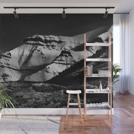 The Mighty Fortress Of Solitude Wall Mural