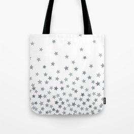 STARS SILVER Tote Bag