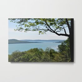 The Glens Metal Print
