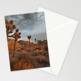 Desert Cacti 3 Stationery Cards