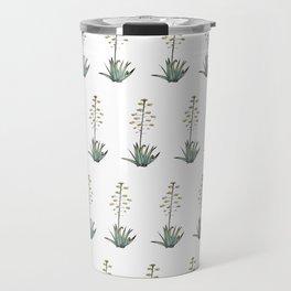Flora mosaic Travel Mug