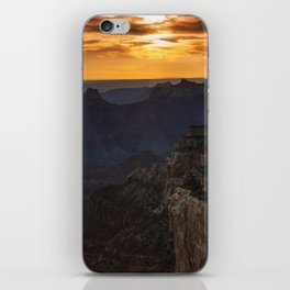 Grand Canyon Sunset iPhone Skin