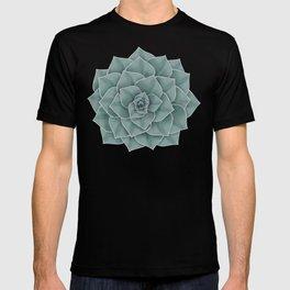 Big Green Echeveria Design T-shirt