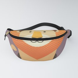 Whimsy Lion Fanny Pack