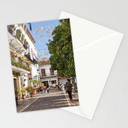 Plaza de los Naranjos Stationery Cards