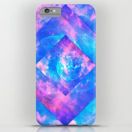Diamond Galaxy iPhone Case