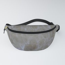 Grunge texture in vintage old paper Fanny Pack