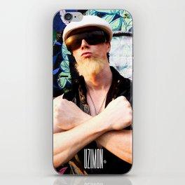 The Human Gun iPhone Skin
