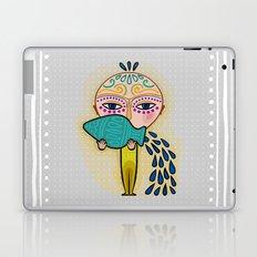aquarius zodiac sign Laptop & iPad Skin