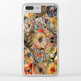 Things I Cannot Eat 02 Clear iPhone Case