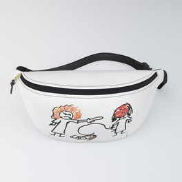 aunty barb Fanny Pack