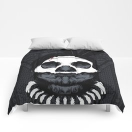Witch Doctor - Dark Skin Comforters
