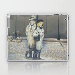 Midnight in Paris Laptop & iPad Skin