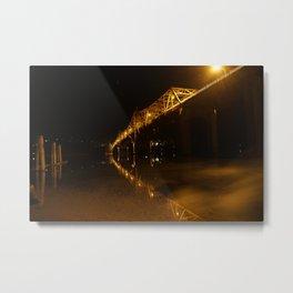 Nelson Bridge Metal Print