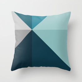 Geometric 1702 Throw Pillow