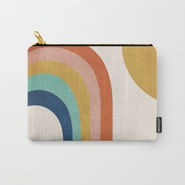 The Sun and a Rainbow Carry-All Pouch