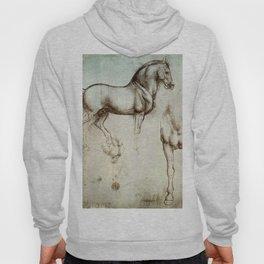 """Leonardo da Vinci """"Gran Cavallo"""" Hoody"""