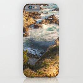 Golden Coast II iPhone Case
