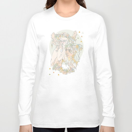 adorned pop Long Sleeve T-shirt