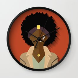 J.Hendrix Wall Clock
