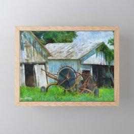 Farmscape Fixtures PhotoArt Framed Mini Art Print