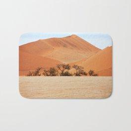 NAMIBIA ... Namib Desert Dunes I Bath Mat