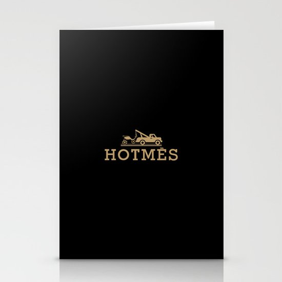 Hotmes Stationery Cards